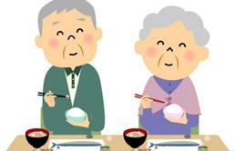 帮助老年人进食、进水